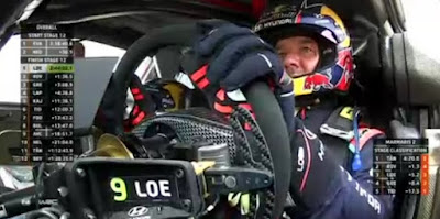 S. Loeb WRC Turkey 2020
