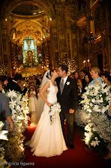 Foto 0794. Marcadores: 14/06/2008, Igreja, Nossa Sra Monte do Carmo, Rio de Janeiro, Roberta e Bruno