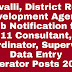 Aravalli, District Rural Development Agency Job Notification for 11 Consultant, Co-ordinator, Supervisor, Data Entry Operator Posts 2021