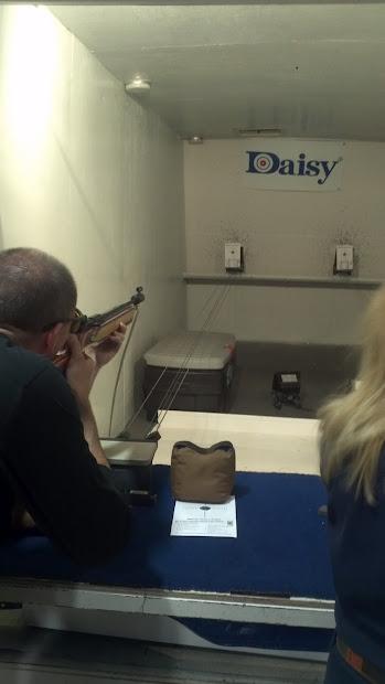 Daisy, bb guns, air rifle, Rogers, AR, Collective Bias