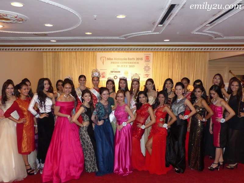 Exclusive Preview: Miss Malaysia Earth 2015