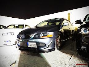 Mitsubishi Evo MR