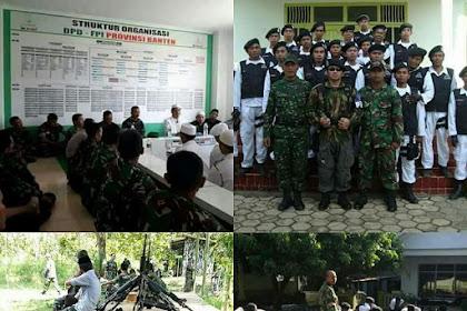 Komandan Daerah Militer Lebak Banten Dicopot Gara-gara Latihan Bareng FPI