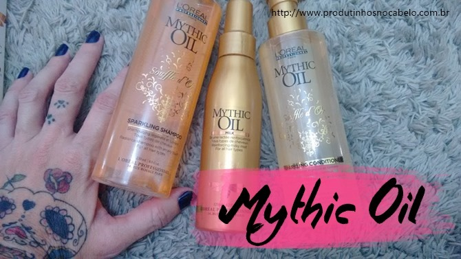 Mythic Oil Loreal