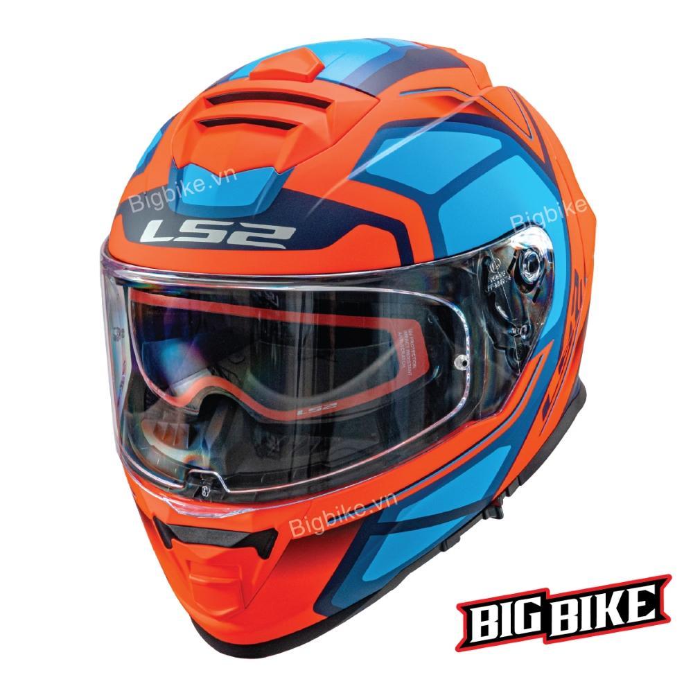 Big Bike mang lại nhiều loại nón full face chất lượng
