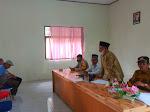 BPD Desa Siabu Gelar Rapat Pembentukan Panitia Pilkades 2021, Basri Arifin Terpilih Sebagai Ketua