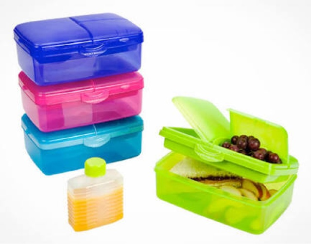Mrs Ruberry's Class: Remember only plastic lunch boxes in