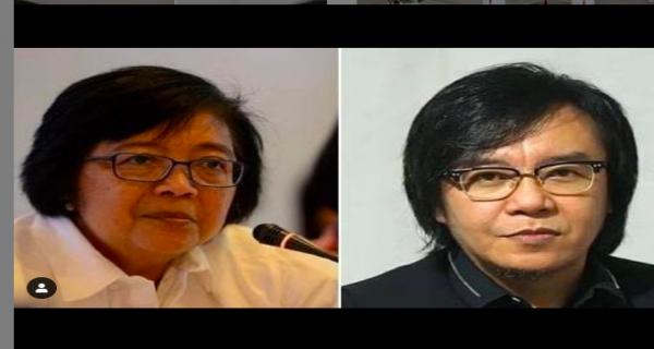Viral Meme Wajah Mirip Ari Lasso, Begini Respons Menteri Siti Nurbaya