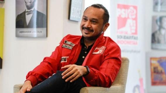 Ditanya Sosok yang Lebih Pantas Pimpin DKI Jakarta Gantikan Anies, Giring: yang Jelas Harus dari Kader PSI