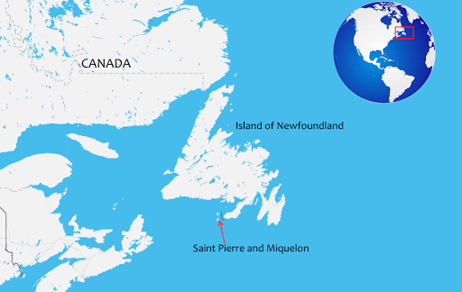St Pierre and Miquelon The Last French Colony in North America