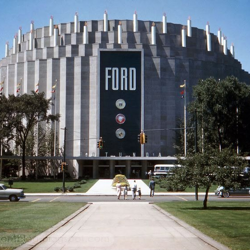 Ford Rotunda of Dearborn