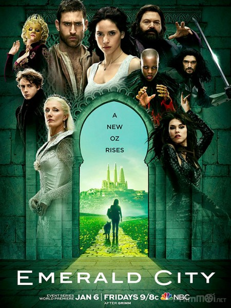 Thành Phố Ngọc Lục Bảo - Emerald City Season 1 (2017)