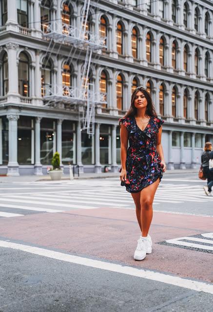 New York Fashion Blogger Kelly Fountain