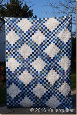 Quilt236-Irish Chain