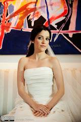 Foto 0535. Marcadores: 29/10/2010, Casamento Fabiana e Guilherme, Fotos de Vestido, Glorinha Pires Rebelo, Rio de Janeiro, Vestido, Vestido de Noiva