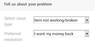 EBay Money Back