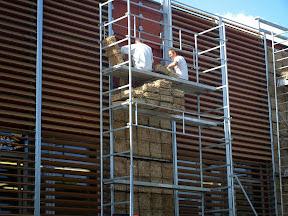 Belgique usine la floridienne à Ath septembre 2011