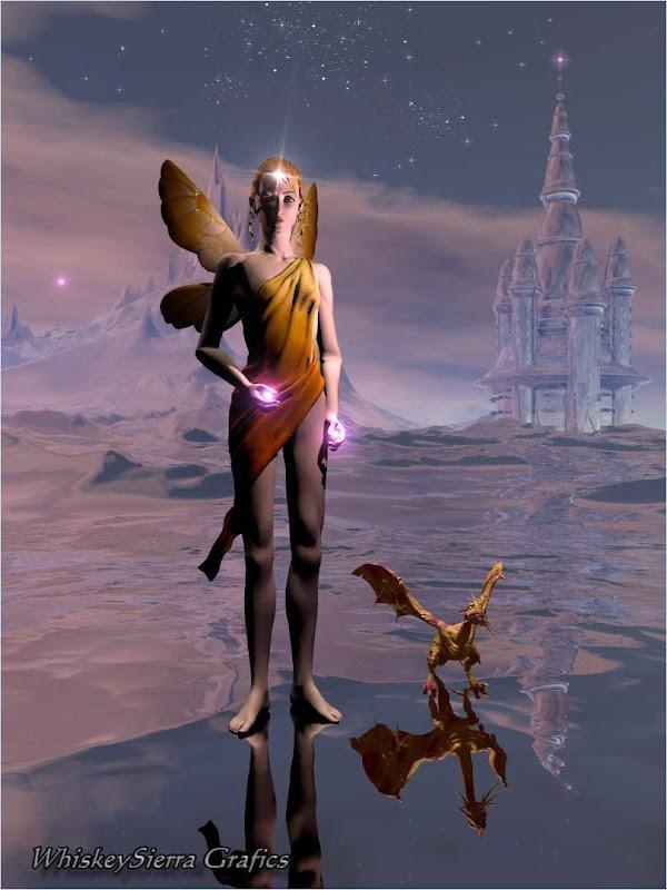Cordina The Elf Queen X, Elven Girls