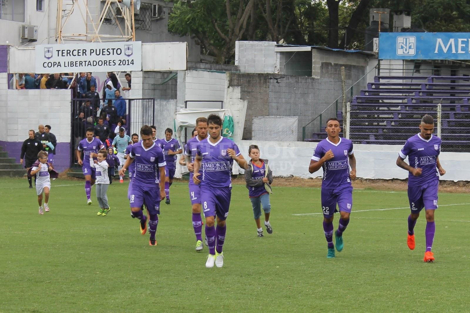 Defensor Sporting 1 – Rampla Juniors 0
