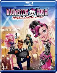 Monster High: Frights, Camera, Action - Ngôi Sao Điện Ảnh