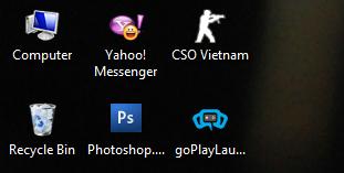 biểu tượng game CSO