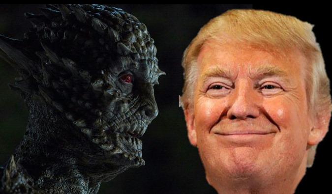 Mudando seres reptilianos no livro de Thoth