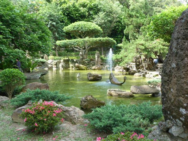 TAIWAN.TAIPEI, shilin une des villas de CKS dans un ancien parc botanique et autres vues - 1sichuan%2B003.JPG