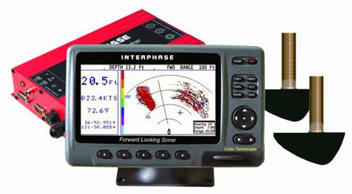 Обзор эхолотов для рыбалки. Эхолот Interphase Twinscope Color TH  отзывы.
