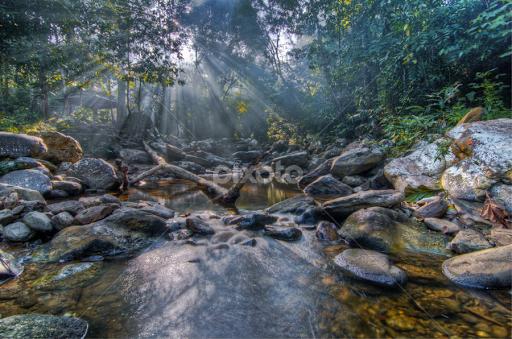 Malaysia Waterfall Kedah Kedah Malaysia by Najmie