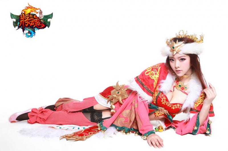Loạt ảnh cosplay Tướng Hồn Tam Quốc nóng bỏng mắt - Ảnh 14