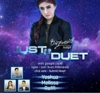 biodata elizabeth tan juri just duet NET TV asal malaysia