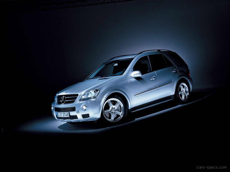 2007 mercedes benz m class ml63 amg specifications for 2006 mercedes benz ml350 price