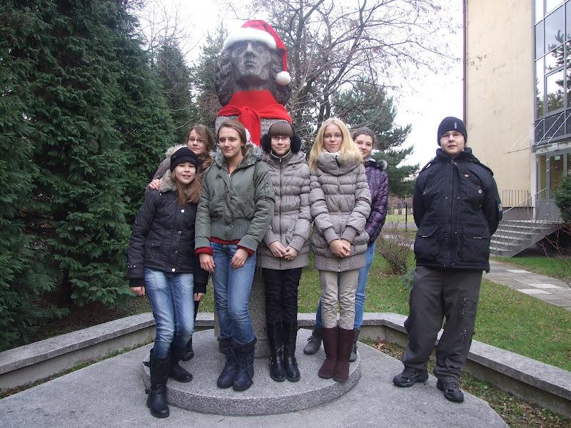 Święty Mikołaj zawitał do nas