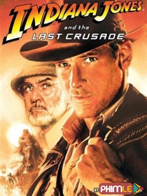 Phim Indiana Jones Và Cuộc Thập Tự Chinh Cuối Cùng - Indiana Jones And The Last Crusade (1989)