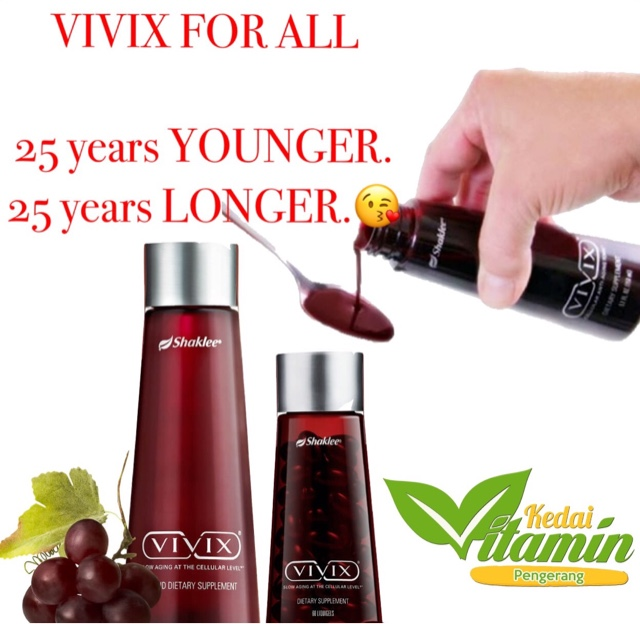 1001 Manfaat Vivix untuk Sekeluarga