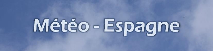 Météo - Espagne