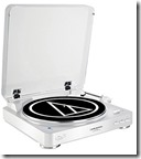 Audio Technica Bluetooth and USB Turntable
