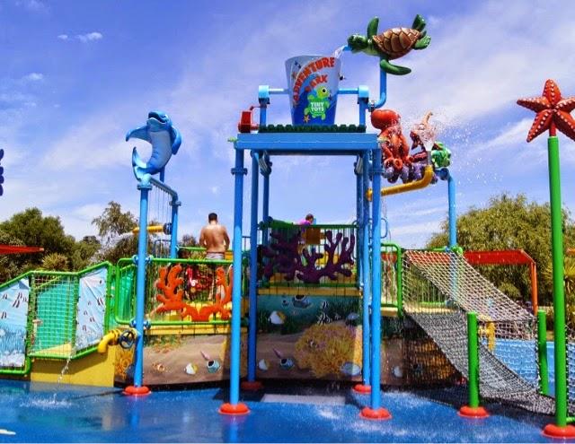 The Melbourne Kid Adventure Park Geelong