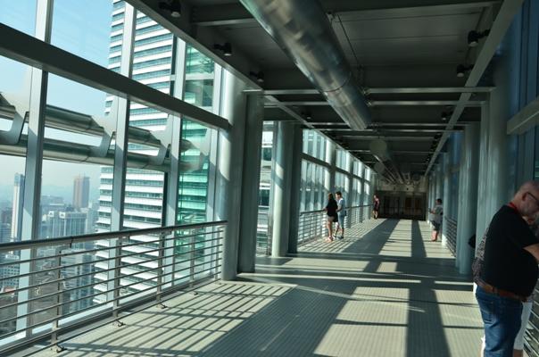 Sky Bridge das Petronas