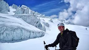 Les séracs du glacier du TOur