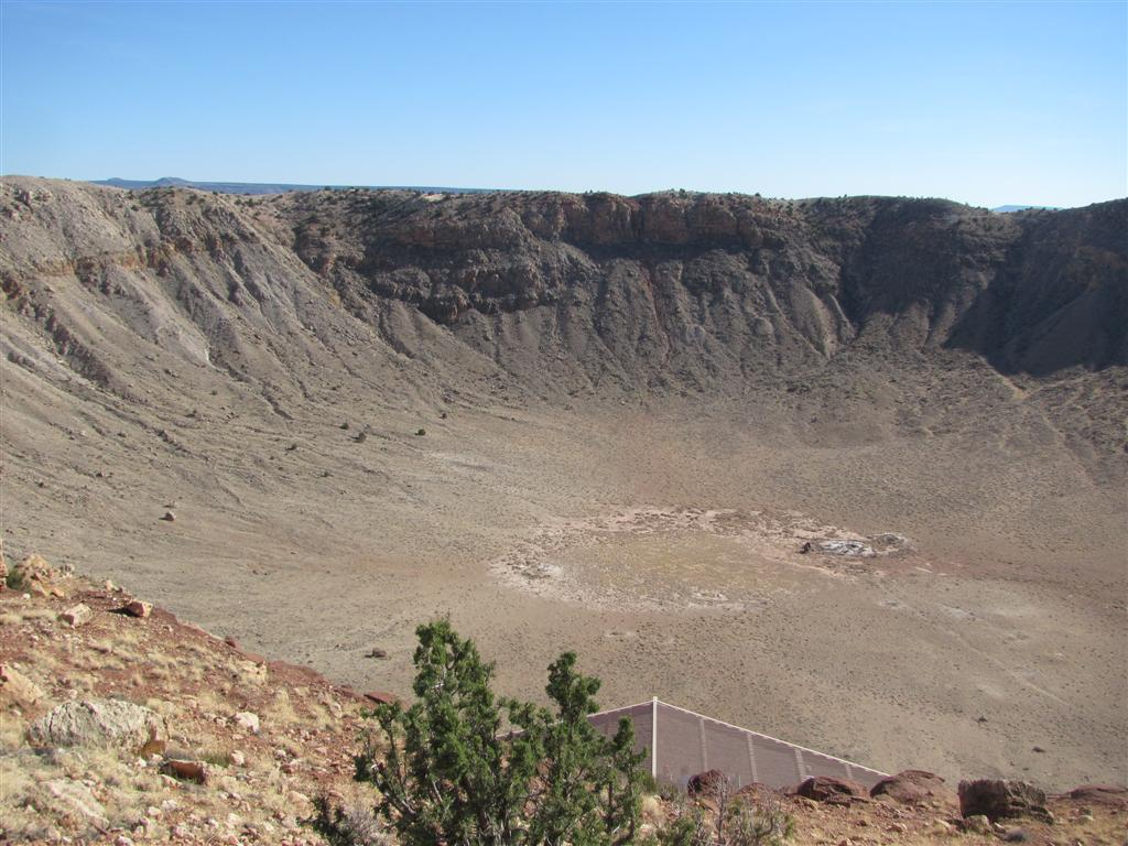 asteroid crater in mexico - photo #4