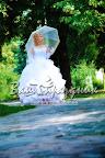 Прокат свадебного зонтика