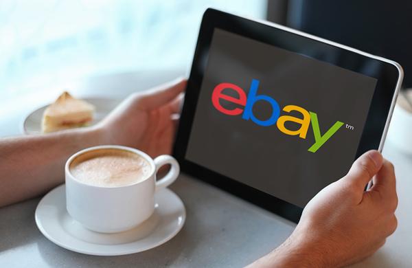 eBay發佈新Logo