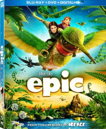 Epic. El mundo secreto [BDRip 1080p][Dual AC3.DTS][Subs][Animaci�n][2013]