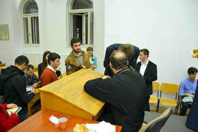 Pr. Constantin Necula despre tineri, FTOUB 268