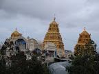 View of the Gopuram and Vimana