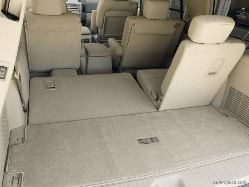 2007 Infiniti Qx56 Suv Specifications Pictures Prices