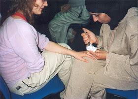 Culturas del Azahar - Henna