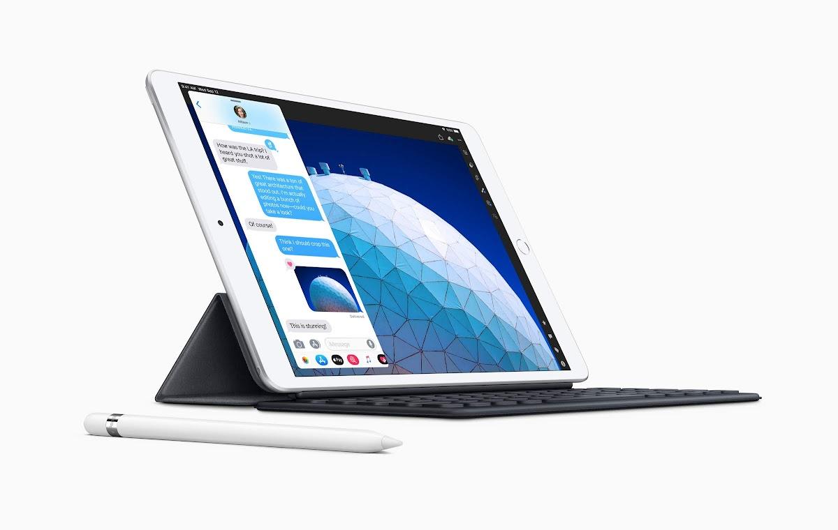 新型ipad Air第3世代の公式壁紙がダウンロード可能に こぼねみ