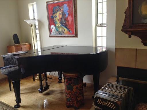 Ballerini-Cooley Studios, LA